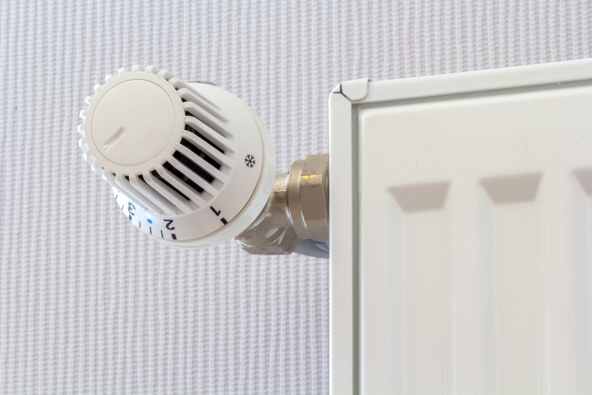 radiateur thermostatique