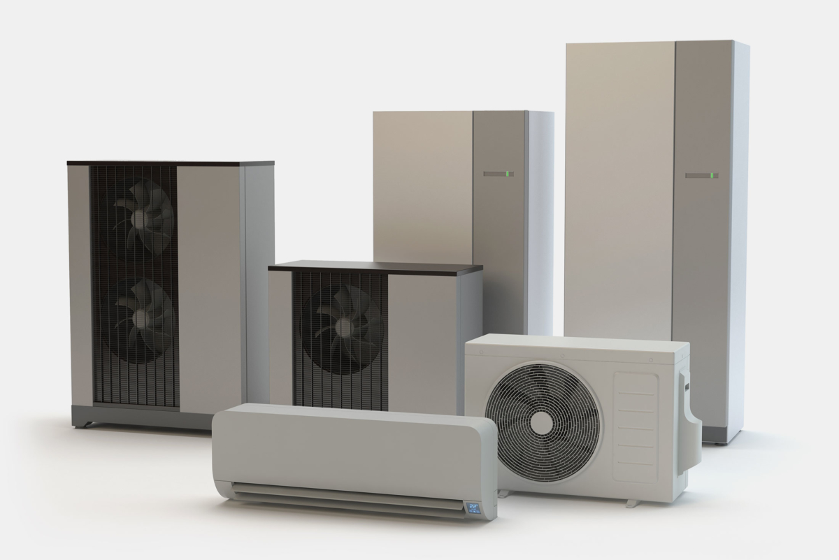systemes chauffage pompes