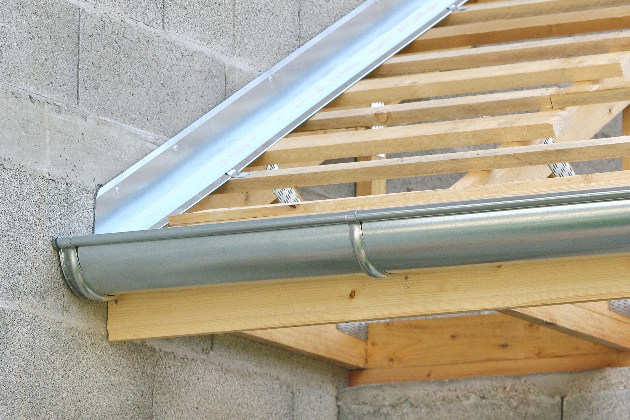 zinguerie aluminium